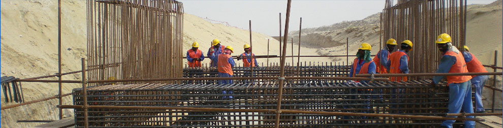Middle East Engineering and Construction Jobs